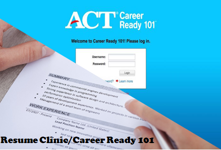resume cliniccareer ready 101 lab edgefield sc works center